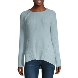 NWT a.n.a Crew Neck Long Sleeve Pullover Sweater